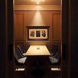 個室席、限定一席★お気軽にお問い合わせください。