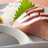 日替わりメニュー多数!こだわり鮮魚のお刺身をお届け!