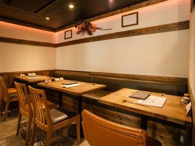 山芋の多い料理店 麻布十番店 店内の画像