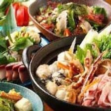 沖縄料理の宴会コースは3000円~★