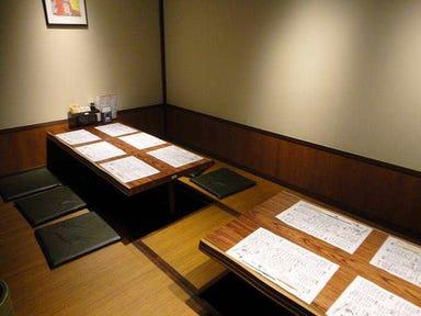 酒場蛍火 東京海上日動本館店 店内の画像