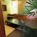 各種ご宴会に、明るい雰囲気の広々とした個室を完備