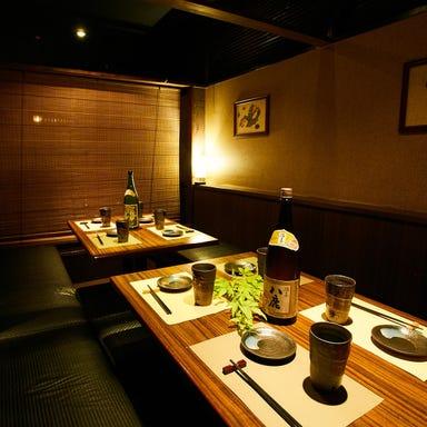 個室居酒屋で180種食べ飲み放題 ほくほく 札幌すすきの店 店内の画像