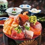 個室×食べ飲み放題◆北海道海の幸をまるごと堪能!