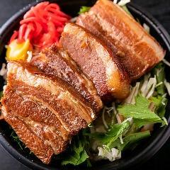 ラフテー丼弁当
