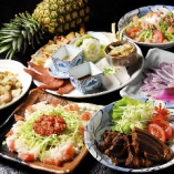 お気軽に沖縄を満喫できる2.5H飲み放題付きコースは3種類