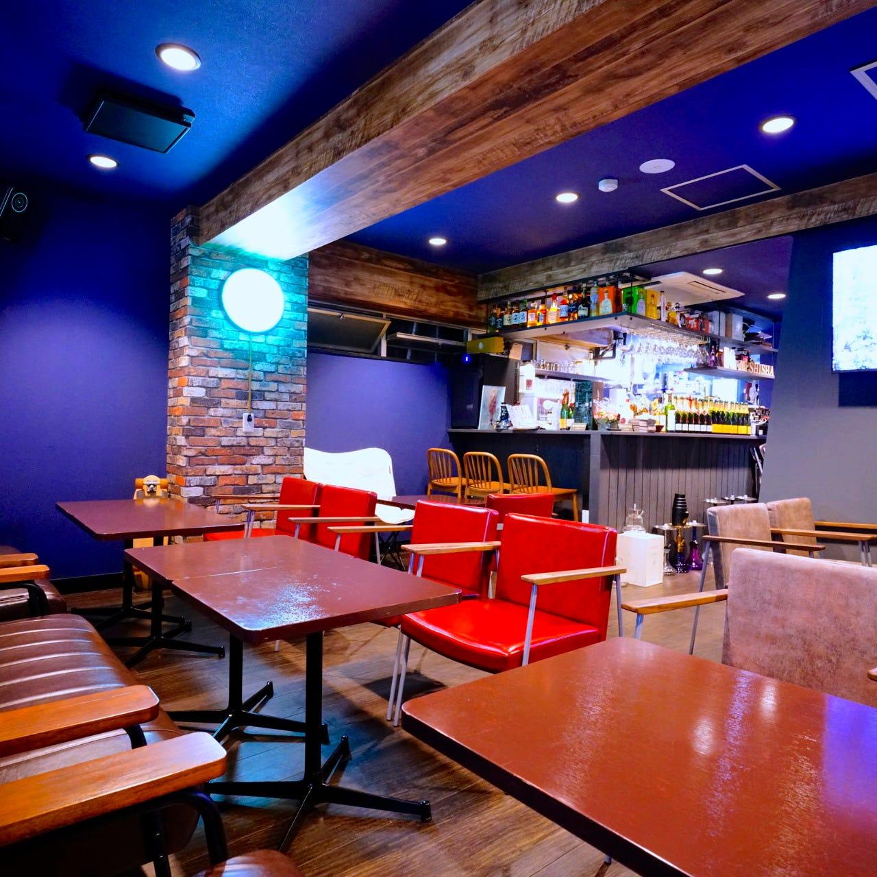 Bar Mr.Shisha 赤坂