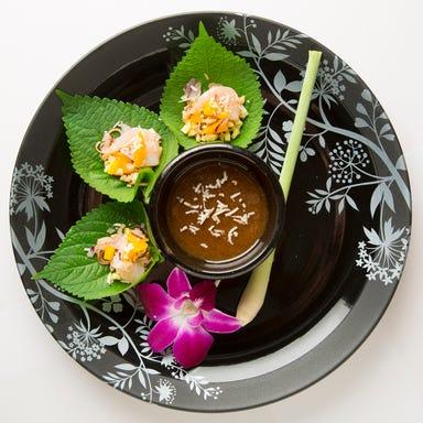 JIM THOMPSON'S Table Thailand  メニューの画像