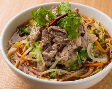 ラム料理 羊肉専門店 辰 池袋南口店 メニューの画像