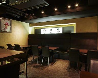 韓菜キッチン 燦々亭 北浜店 店内の画像