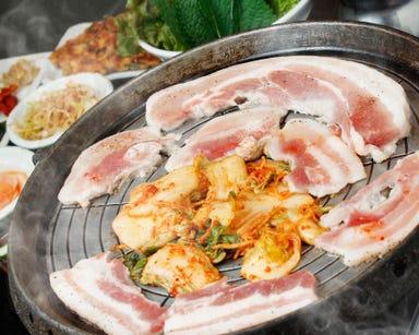 韓菜キッチン 燦々亭 北浜店 コースの画像
