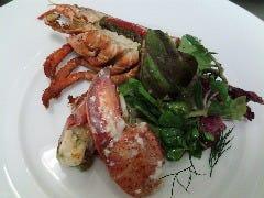 オマール海老料理(一例)