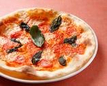 一番人気はピッツァマルゲリータ!全粒粉を使い更に美味しく♪