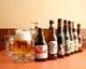 お洒落な外国ビールたくさん種類あります♪