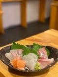 瀬戸内海を中心とした鮮魚が自慢