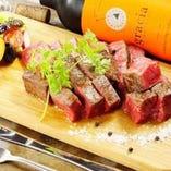 肉バルで黒毛和牛 食べ放題 トリコミート京橋