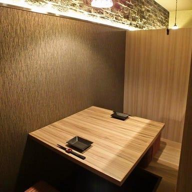 個室ダイニング 十勝石狩函館 秋葉原駅前店 店内の画像