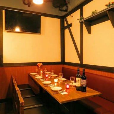Lycopene Monsoon ‐リコピンモンスーン‐ 渋谷店 店内の画像