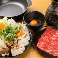 ■季節感あふれる種類豊富な鍋料理