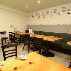 食堂☆酒バ ココソーレ  店内の画像