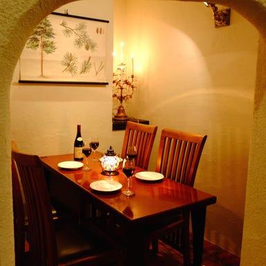 個室&イタリアンバル The Neworder Table 渋谷店 店内の画像