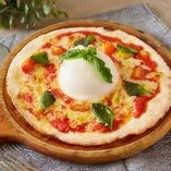 【2】本日の日替わりピザセット