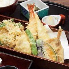 海鮮天麩羅会食弁当