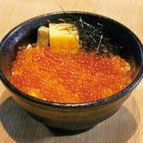 北海道いくら丼