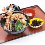 大海老天ぷら丼
