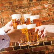 自慢の生ビールへのこだわり