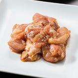 道産鶏のジンギスカン(味噌ダレ)