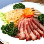 広東式冷菜の盛り合わせ