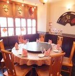 美食を堪能しながら翡翠楼新館で優雅なひとときをお過ごし下さい