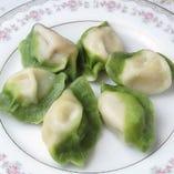 中華街では翡翠楼でしか食べれない!新メニュー翡翠水餃子600円