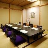 和室10畳(床の間)