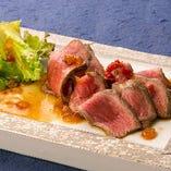 ホロリととろける赤身に食通も思わず唸る!肉宴会は、名古屋駅近の「舞人(まいと)」で決まり