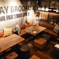 THE BROOKLYN CAFE 金山店 店内の画像