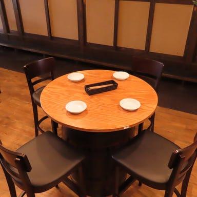 アジアンバル 607京都駅  店内の画像