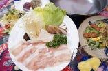 飲み放題付宴会コース(予約制)*雅コース(厳選肉1種盛り)