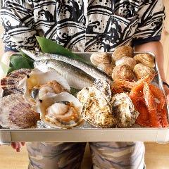 漁港直送海鮮BOXと低温調理 鮮度が命の大宮産直市…