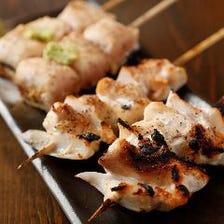 ◆岩手県産「菜彩鶏」使用