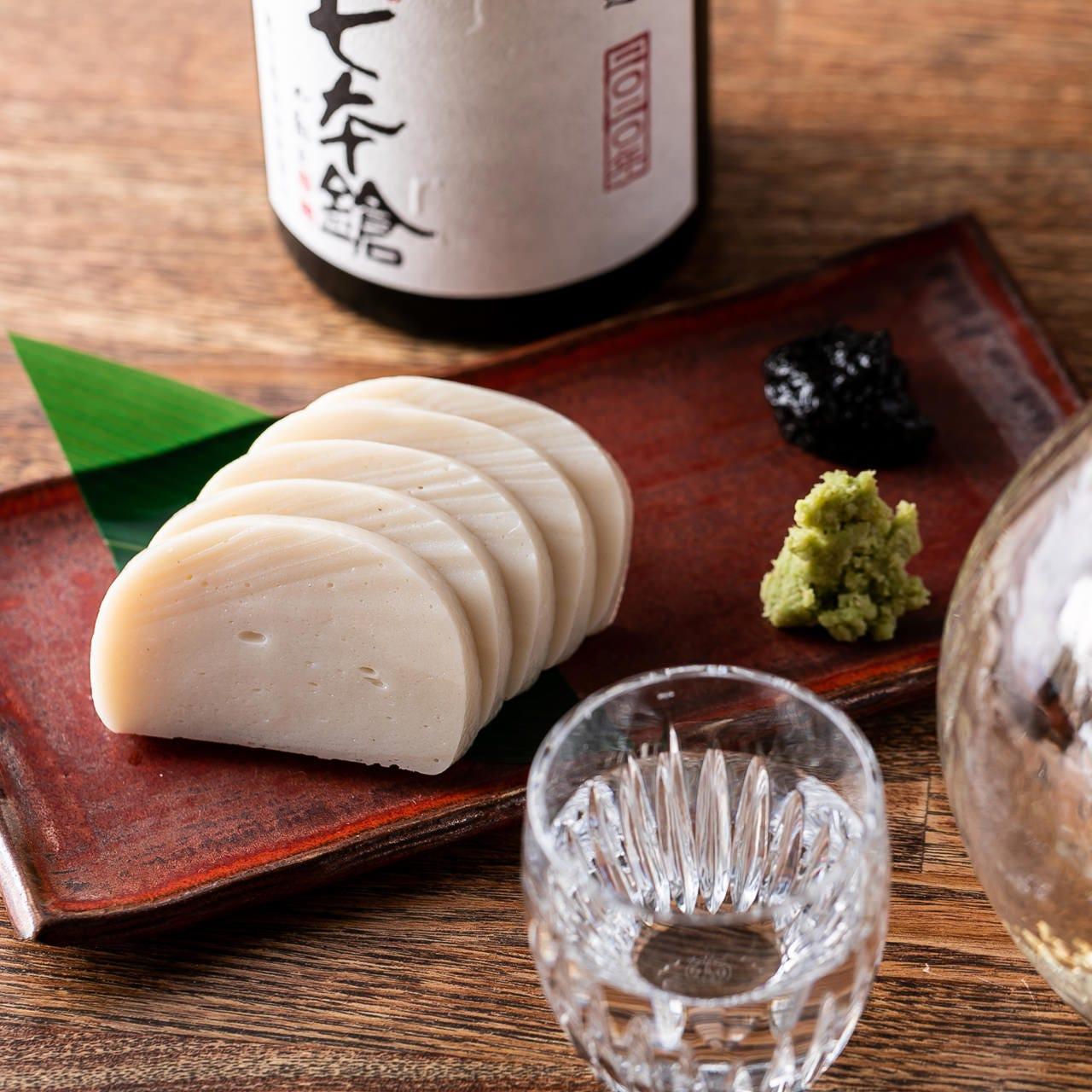 定番からレアな日本酒まで揃える手腕