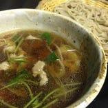 天麩羅蕎麦・鴨汁蕎麦 (温/冷)