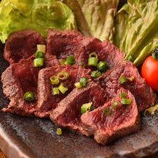 〈いちおし〉エゾ鹿肉のたたき