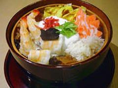 『蒸し寿司』飛騨高山 ならではの温かい寿司