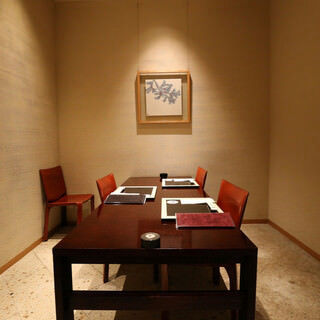 日本の料理 檪  店内の画像