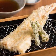 天ぷら1点~注文OKです!