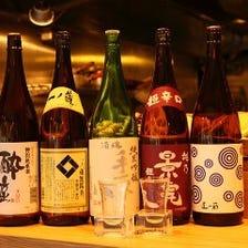 穴子料理にぴったり!日本酒を厳選!