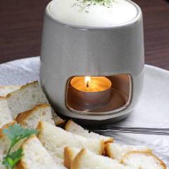 チーズフォンデュ shin-ka風