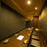 4~18名様掘り炬燵の個室は、会社の飲み会などに最適◎